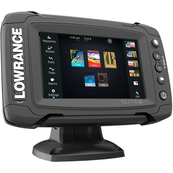 Lowrance Hook-5Ti Mid/High/DownScan